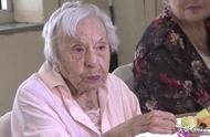 107岁美国老太分享长寿秘诀:远离男人