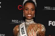 2019年环球小姐选美大赛冠军出炉 26岁南非黑人女孩捧得桂冠