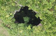 我国再次发现天坑群!海拔千米之上,植被群落完好