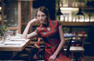 古典旗袍美女
