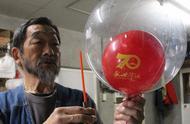"""罕见!国庆气球漂洋过海降落到日本北海道,这是西风带的""""天意"""""""