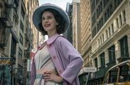 了不起的麦瑟尔女士第三季回归!又一次被剧照美爆了