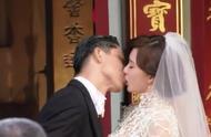 林志玲婚禮緊緊擁抱兩度舌吻,小S祝福催生,網友:言承旭你人呢
