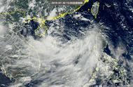 基本确定!日本气象厅:我国南海土台风或将升级为7号台风韦帕