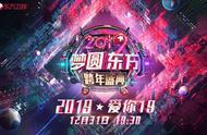 2019东方卫视跨年盛典嘉宾大猜测,来了半个娱乐圈?