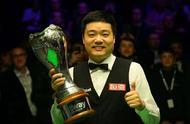 王者归来:丁俊晖10-6胜马奎尔夺英锦赛冠军 职业生涯第14冠