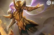 王者张良黄金白羊座勇者质量不配传说?那是没看到特效,满屏酷炫