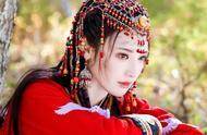 """彭小苒演""""紫霞仙子"""",长发造型比朱茵都惊艳,这才叫古装美女"""