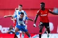 8轮仅1胜!西班牙人成西甲降级热门,0-2完败武磊明年要踢西乙?