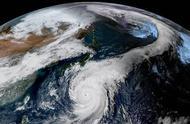 19号台风如一条巨龙!暴风圈覆盖整个日本,气象专家:破60年纪录
