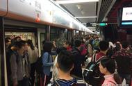 广州地铁3号线:中国最拥挤地铁线路,每天客流量200万人次