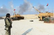 美军基地遭土耳其炮击,警告发动血腥报复,埃尔多安:敢动试试