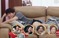 """魏大勋和父亲成立""""沙发儿子""""组合,网友种草沙发:太舒服了吧"""