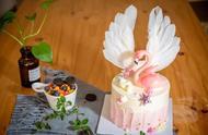 大连这家ins风仙女蛋糕,好吃又好看!