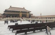 想去故宫看雪景的朋友们注意啦!故宫今日门票已售罄