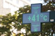 """第二波热浪来袭!欧洲进入高温""""烘烤模式"""",气候变化下40度将成常态?"""