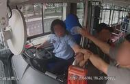 男子下车遭拒抢方向盘并辱骂公交司机 已被北京警方刑拘