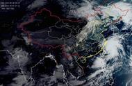 """今年首个台风红色预警:""""利奇马""""明天凌晨至上午登陆浙江"""