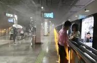 """感动上海的6个瞬间!昨夜今晨,他们迎战台风""""利奇马"""""""