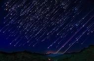 今夜英仙座流星雨将迎来极值,后半夜更适宜观看