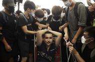 内地记者遭殴打 香港记协避重就轻:他没带记者证