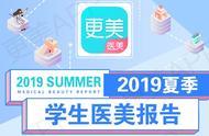 更美APP发布《2019夏季学生医美报告》:中国黑诊所超60000家,夏季整形学生七成不看资质
