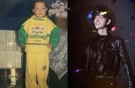 明星的童年照,肖战可爱,朱一龙惊艳,看到胡歌:爱了爱了