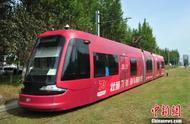 新中国第一枚国徽、第一台机床……这辆列车带你穿越70年