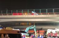 江苏无锡高架桥侧翻事故已致3死2伤