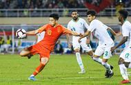 万州四国赛国奥队战平沙特,后者曾在去年的亚运会让中国足球蒙羞