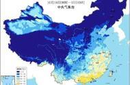 83秒 | 今天北方都冻得发黑了...... 明天白天山东全省气温缓慢回升