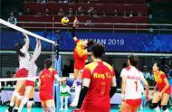 军运会中国八一女排首秀,3:0完胜美国队取得开门红