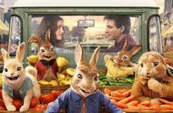 萌宠亮相!《比得兔2:逃跑计划》先导版海报曝光