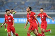 足球——中超:天津天海胜武汉卓尔