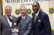 美中公共事务协会为香港警察发声