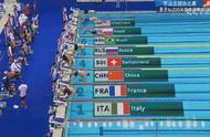 多游了200米 还和队友一起破纪录夺金