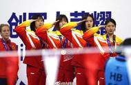 真棒!军运会中国队平均50分钟得一块金牌