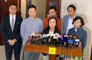 香港建制派议员哽咽谴责暴力:望大家为了香港停止施暴