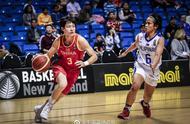 78分大胜菲律宾 中国女篮杀入东京奥运资格赛