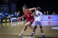 中国女篮赢得奥运资格赛