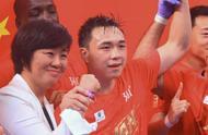 徐灿卫冕金腰带 成为中国目前唯一一位现役世界拳王