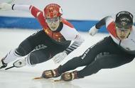 短道速滑世界杯首个决赛日,武大靖摔倒伤势未明,中国短道队表现不佳令人揪心