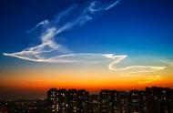 """这是什么祥瑞之兆?北京上空出现""""龙状祥云"""",真相很""""硬核""""!"""