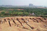 罕见!南昌发现大型六朝墓群