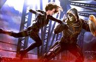 《黑寡妇》曝首张概念海报,仔细看反派手中拿的武器,眼熟吗?