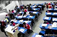 四川内江发生5.2级地震,学生第一时间躲到课桌下