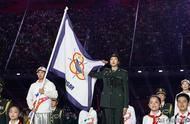 厉害了我的中国女排!军运会开幕式 袁心玥作为运动员代表宣誓
