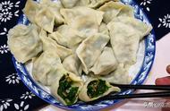 明日立冬,包饺子就包这馅,鲜嫩多汁味道又香,一人两碗不够吃