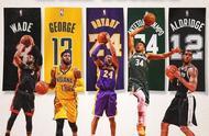 NBA评选近10年最佳阵容:哈登一阵,保罗二阵,科比三阵