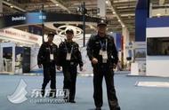 11位民警,36万平方米,进博会开幕前夜的最后一次巡馆